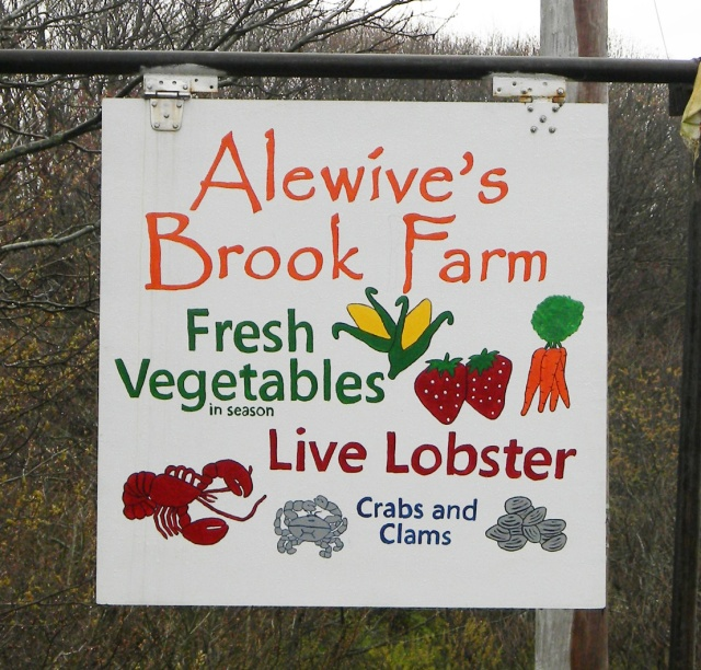 Alewives Farm Stand