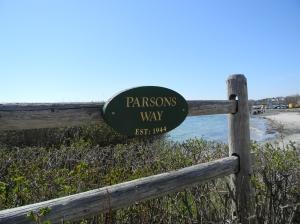 Parson's Way
